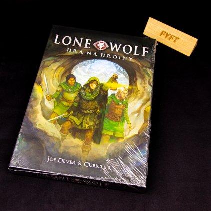 Lone Wolf: hra na hrdiny (Mytago)