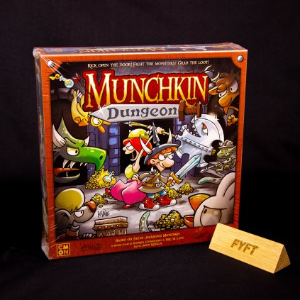Munchkin Dungeon (CMON)