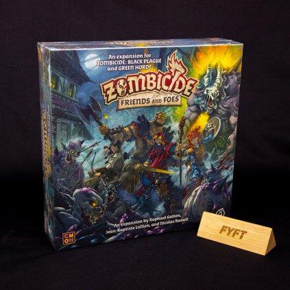 Zombicide: Friends and Foes - EN (CMON)