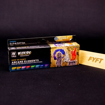 Wizkids Premium paints - Arcane Elements (Vallejo)
