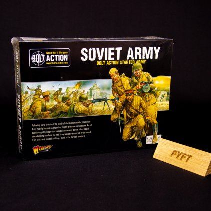 Bolt Action - Soviet Army Starter Army - EN (Warlord Games)