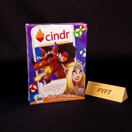 Cindr - EN (Smirk & Dagger Games)