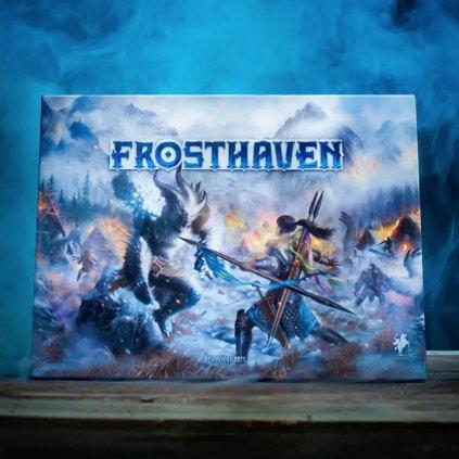 Frosthaven - EN - KICKSTARTER pledge (Cephalofair Games)