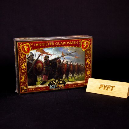 A Song Of Ice And Fire: Lannister Guardsmen - EN (CMON)