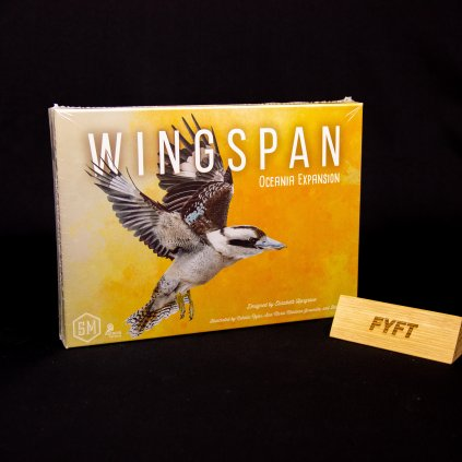 Wingspan Oceania Expansion - EN (Stonemaier Games)