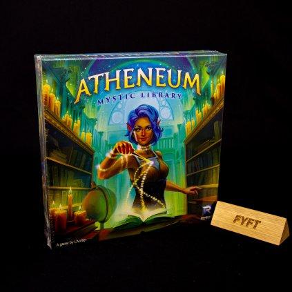 Atheneum: Mystic Library - EN (Renegade Game Studios)