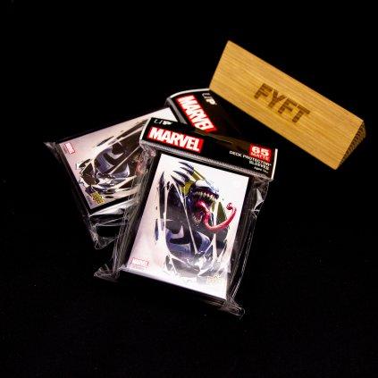Marvel Venom (66 x 91mm, 65ks) - Ultra Pro obaly na karty