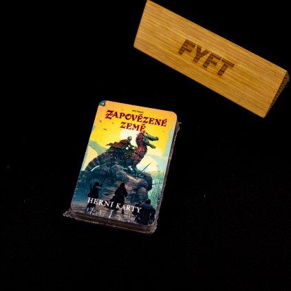 Zapovězené země - Herní karty (Mytago)