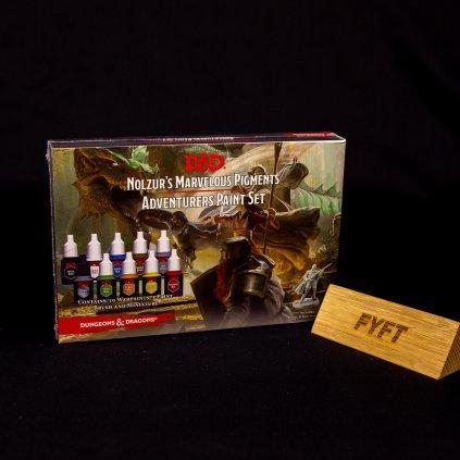 D&D: Nolzur's Marvelous Pigments - Adventurers Paint Set (Army Painter)