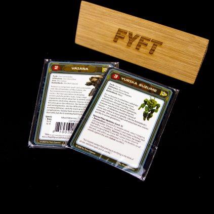 Battletech: MechWarrior Card Pack 1 - Kickstarter (CGL)