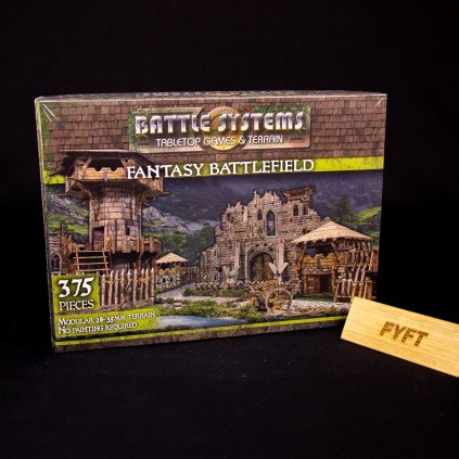 Battle Systems: Fantasy Battlefield