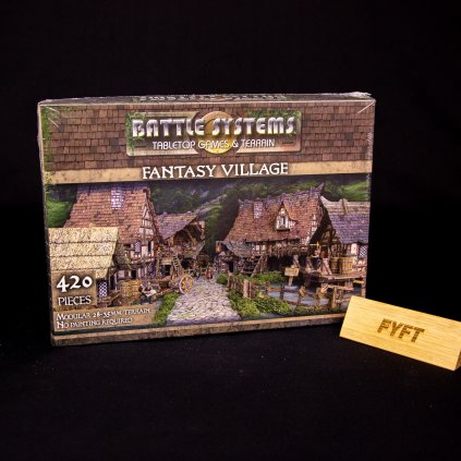 Battle Systems: Fantasy Village