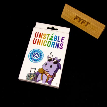 Unstable Unicorns: Travel Edition - EN (TeeTurtle)
