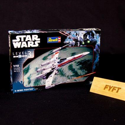 Star Wars: X-wing Fighter - Model Kit 1:112 (Revell)
