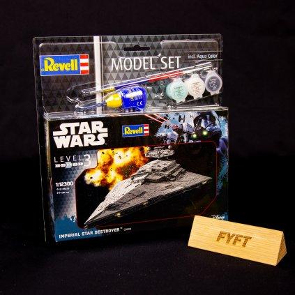 Star Wars: Imperial Star Destroyer - Model Set 1:12300 (Revell)