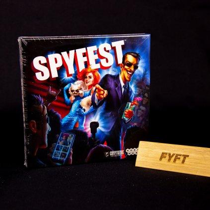 Spyfest - EN (Cryptozoic)