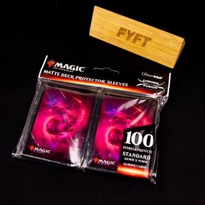 Celestial Mountain Matte (100ks) Deck Protector Sleeves - Ultra Pro obaly na karty