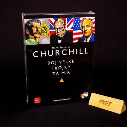 Churchill - CZ (Fox in the Box)
