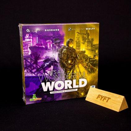 It's a Wonderful World: Corruption & Ascension - CZ/EN (La Boite de Jeu)