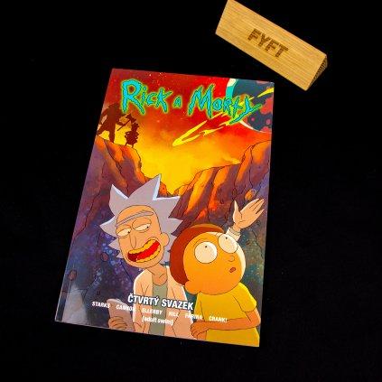 Rick a Morty 4 - CZ (Crew)