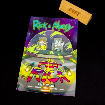 Rick a Morty 5 - CZ (Crew)