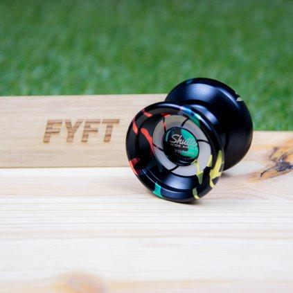Shutter Wide Angle Special (YYF) kovové yoyo