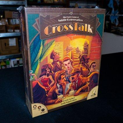 Crosstalk - párty hra EN (Nauvoo Games)