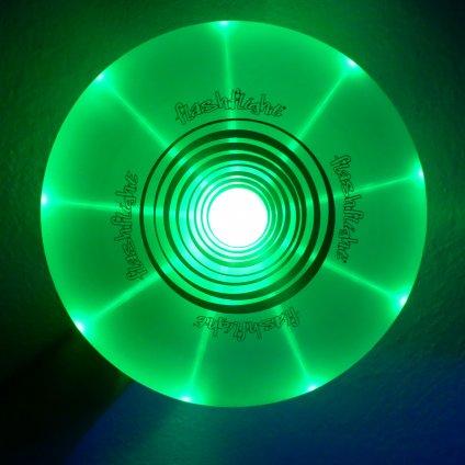 FlashFlight LED frisbee (Nite Ize)