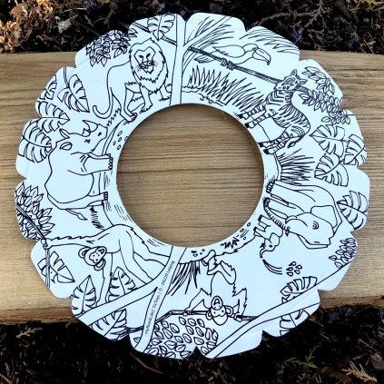 MyRoodi - frisbee na doma (TicToys)