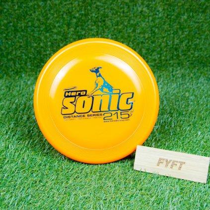 XTRA 215 - Sonic (Hero Disc)