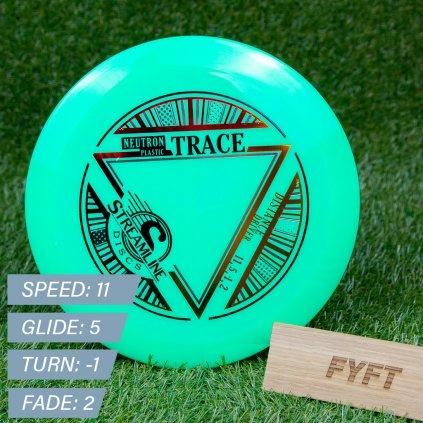 Trace - neutron plastic (Streamline)