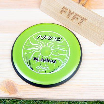 MVP Nano Plasma mini disc - Marker (discgolf značka)