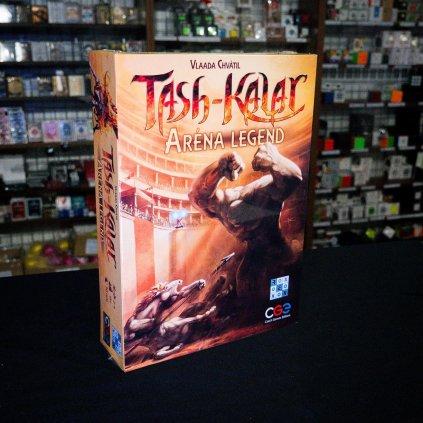 Tash-Kalar: Aréna legend (REXHry)