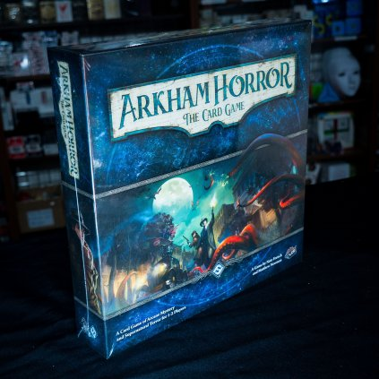 Arkham Horror: Card game EN (FFG)