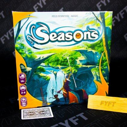 Seasons - EN (Asmodee)