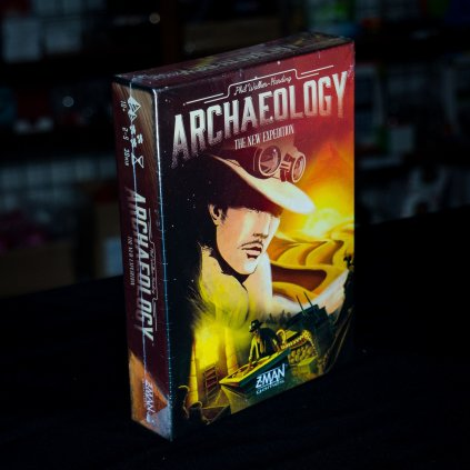 Archaeology: The New Expedition - EN (Z-Man Games)