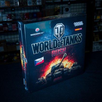 World of tanks: Rush - CZ (Mindok)