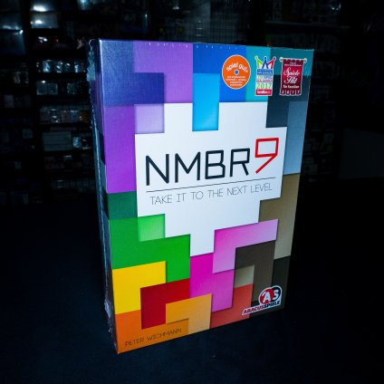 NMBR 9 (REXhry)