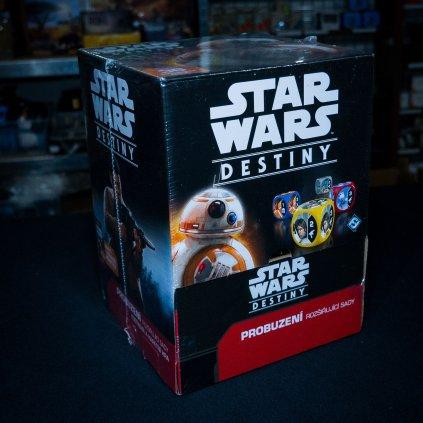 Star Wars: Destiny - Probuzení Booster Pack - CZ (Blackfire)