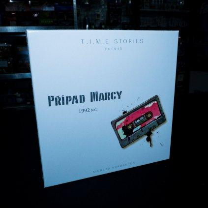 T.I.M.E Stories: Případ Marcy (Space Cowboys)