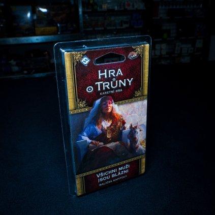 Hra o trůny: Všichni muži jsou blázni - balíček kapitoly (Blackfire)