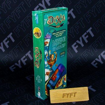 Dixit: Origins - CZ (Blackfire)