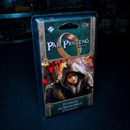 Pán Prstenů: Putování do Rhosgobelu - karty (Blackfire)