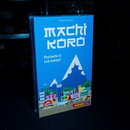 Machi Koro - CZ (Mindok)