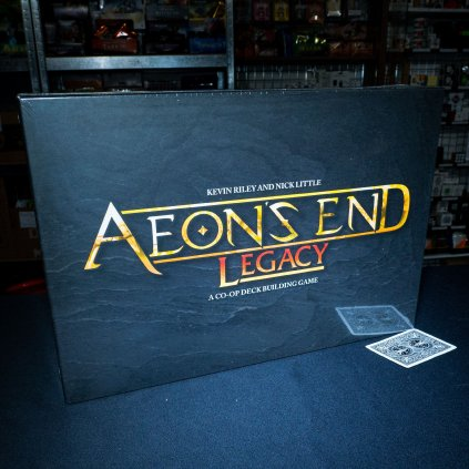 Aeon's End: Legacy - EN (Indie Boards and Cards)