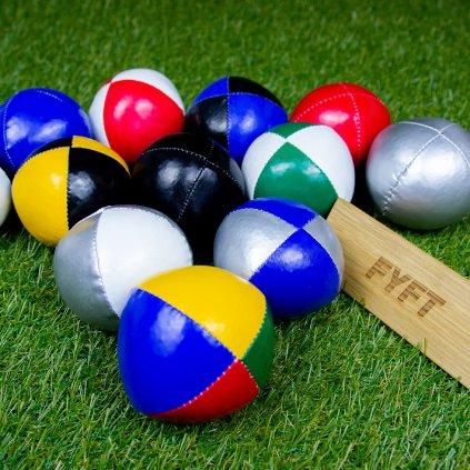 Tréninkový žonglovací míček 65mm