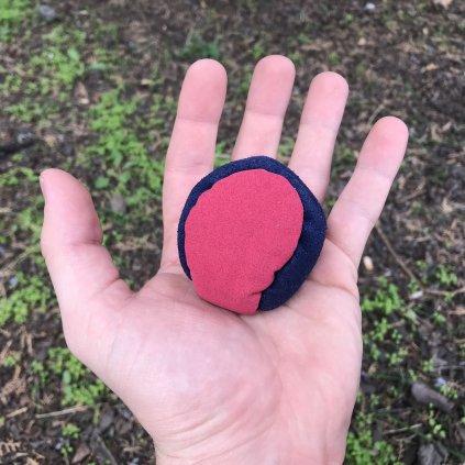 Footbag Oddball 2 panely