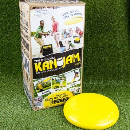 Frisbee hra Kanjam Game set