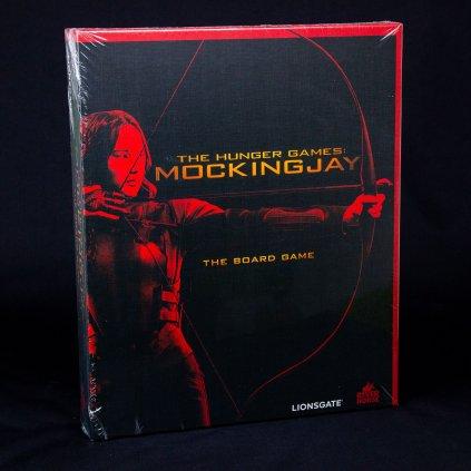 The Hunger Games: Mockingjay - The Board Game - EN (River Horse)