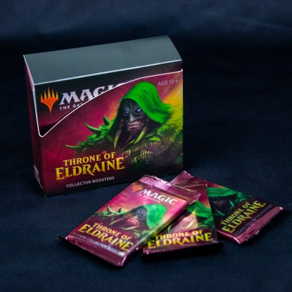 Throne of Eldraine MTG collector booster (Magic: The Gathering)
